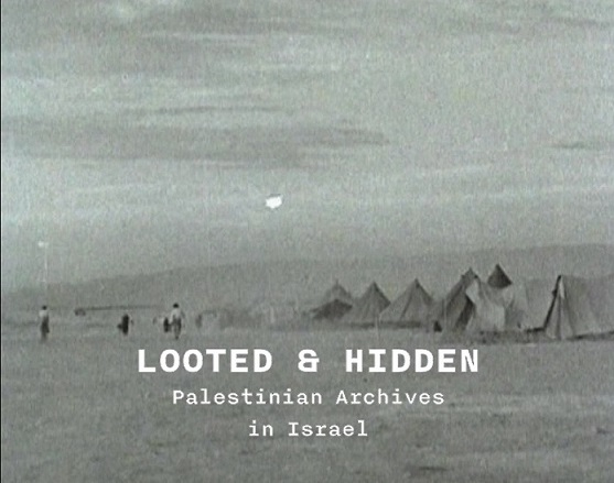 looted and hidden - poster