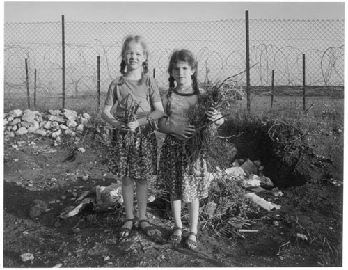 yosaif cohen, our settlement, 1980s, courtesy of the photographer