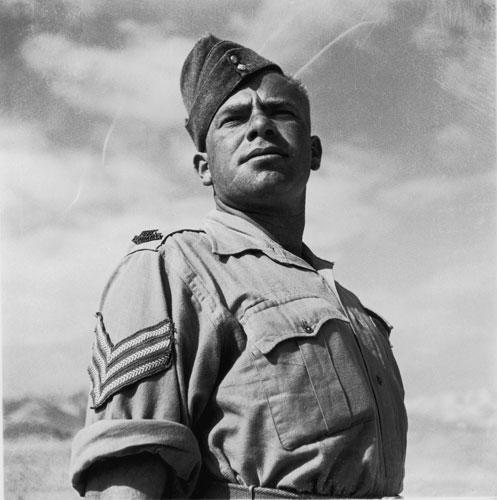 zoltan kluger, jewish soldier, 1941, jnf