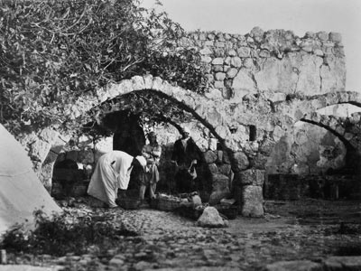 chalil raad, the mosque, beit-shemesh, beit shemesh excavations by dr. grant, 1928-1933