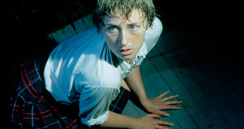 cindy sherman, untitled (#92), 1981, color photograph, courtesy of the artist and metro pictures