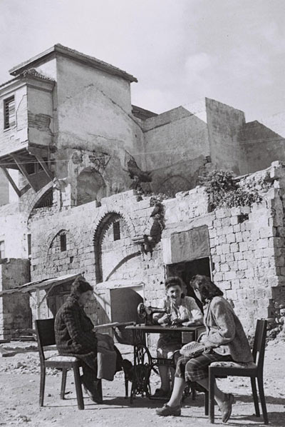Jaffa, Jewish immigrants, 1949�