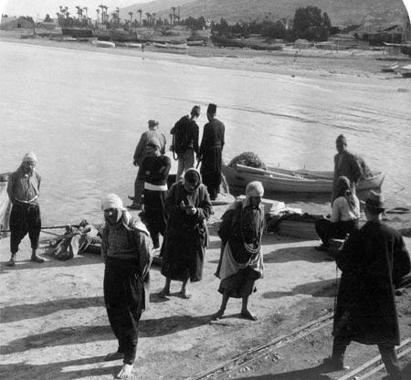 Haifa, The New Port, 1930s