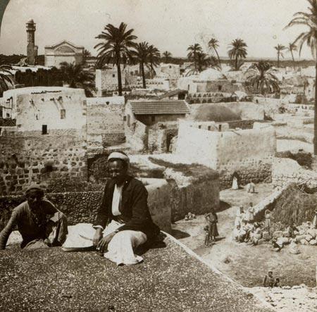 al-Ludd (today Lod), circa 1900