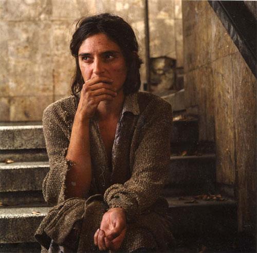 עדי נס, ללא כותרת (הגר), 2005, באדיבות הצלם