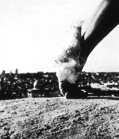 מוטי מזרחי, רגל ורוח, 1974