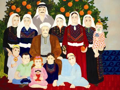 אריק בוקובזה, משפחת הפרדסן, 2007