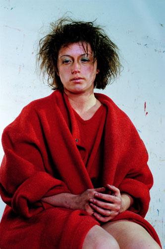 סינדי שרמן, ללא כותרת מס' 137, 1978, באדיבות האמנית וגלריה מטרו פיקצ'רס