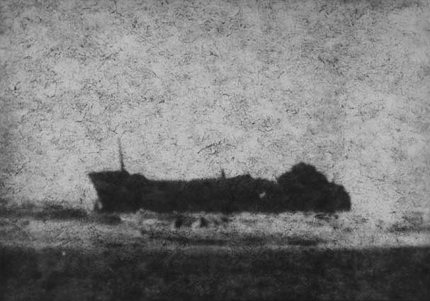 רועי קופר, מתוך אתרי היעלמות , 1993, באדיבות הצלם וגלריה נגא