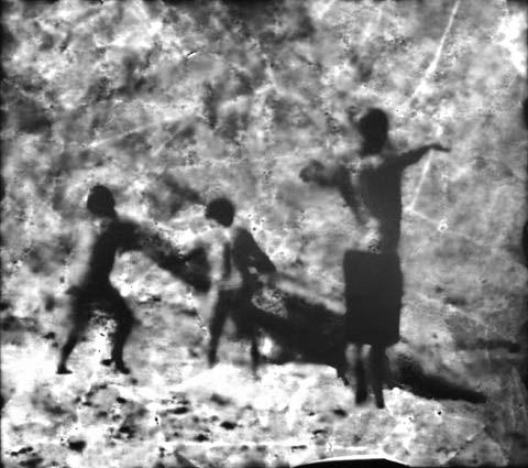 רועי קופר, מתוך הסידרה אתרי העלמות