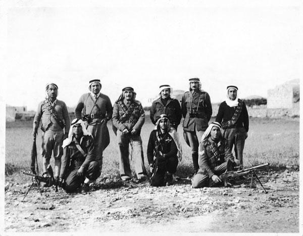 חליל רס'אס' (ריסס),  לוחמים פלסטינים, 1948