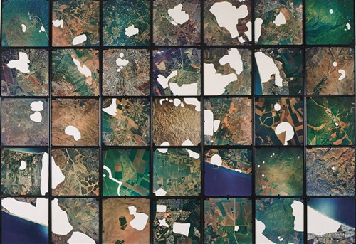 אריאן ליטמן-כהן, מתוך הסידרה ארץ לבנה , 2001