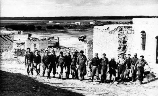 קקון לאחר הכיבוש, ארכיון צהל ומשרד הביטחון